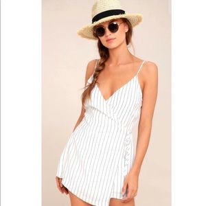 Lulu's At The Shore Romper